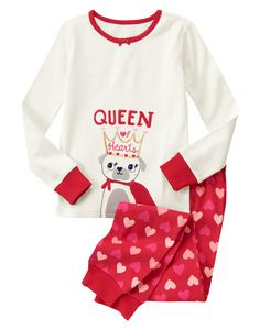 Queen of Hearts Two-Piece Gymmies® at Gymboree