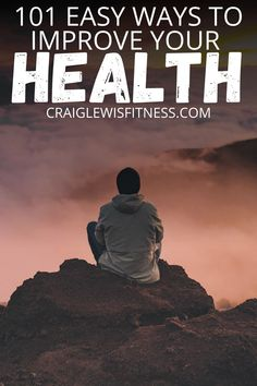 Taking care of your physical and mental health and bodyweight is a form of self-love. By committing yourself to a better lifestyle, you're improving your life.And you only got one life! You want to live this life full of happiness and less stress!
