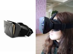 """3D Virtual Reality Glasses  * Fit for 6"""" and below mobile phones  ONLY$4.82"""