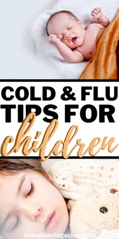 Its not fun when your children have the cold or flu! Check out these cold and flu remedies and tips to help your kids feel better fast! #cold #flu #coldandfluseason #sick #illness
