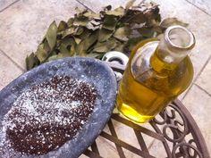 Domácí teplý kávový zábal proti celulitidě - Home-Made. Homemade Cosmetics, Samos, Diy Beauty, Acai Bowl, Detox, Good Things, Breakfast, Health, Food
