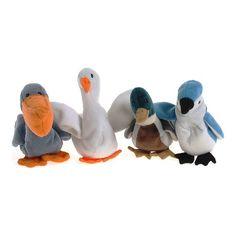 The Beanie Babies Bird Collection Bird $6