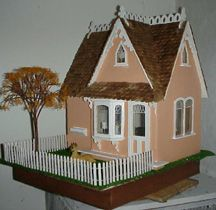 The Storybook Dollhouse