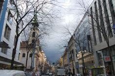 Quer durch Neubau  (c) Stadtbekannt Wien | Das Wiener Online Magazin
