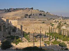 Mount of Olives from Jerusalem | Flickr - Photo Sharing!