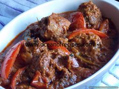 Mutton (or lamb) chops curry Chicken Vindaloo, Chicken Karahi, Chicken Tikka Masala, Chicken Curry, Butter Chicken, Food Dishes, Food Food, Indian Food Recipes, Ethnic Recipes