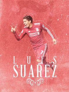 Luis Suarez. #Liverpool