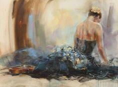 Bellas obras de Anna Razumovskaya