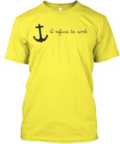 Yellow towboaters wife shirt | Teespring