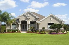 Stucco Stone Exterior | Choosing Exterior Stucco: Cleaning and Maintaining Exterior Stucco