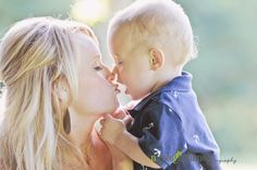 mother and son love <3