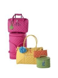 Travel in style with Initials, Inc.  Get it here:  http://www.myinitals-inc.com/bethmonk