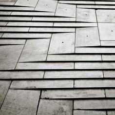 Steps at The M Museum in Leuven, Belgium