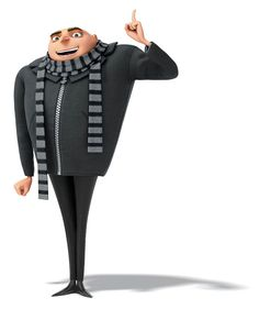 picture of gru - Google Search