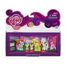 "My Little Pony Cake Family Babysitting Fun Mini Collection Set - Hasbro - Toys ""R"" Us"