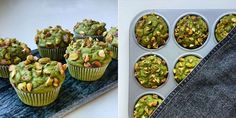 Muffins, Avocado, Baking, Breakfast, Healthy, Food, Kids, Greedy People, Morning Coffee