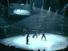 IImogen Heap. And Mia Michaels choreography. SYTYCD Season 2 top 6.