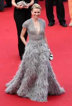 Naomi Watts in Elie Saab Couture. Photo: Andreas Rentz/Getty Images.