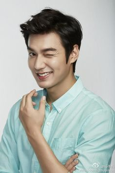 Lee Min Ho.....ouh gyeopta woo-ri oppa