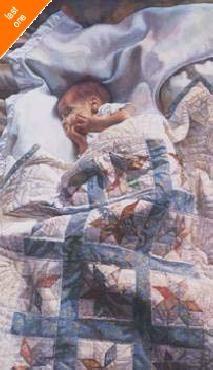 """""""Crib Quilt"""" by Steve Hanks"""