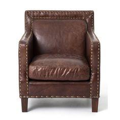 Found it at Wayfair - Alcott Club Cigar Arm Chair