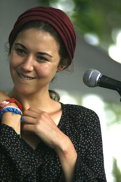 Lisa Hannigan. I may or may not want to be her.