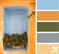 Color Cove by Design Seeds Colour Schemes, Color Combos, Orange Design, Color Palate, Design Seeds, Colour Board, World Of Color, Do It Yourself Home, Color Swatches