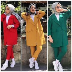 Fashion Summer Over 40 Chic İslami Erkek Modası 2020 Muslim Fashion, Modest Fashion, Hijab Fashion, Fashion Outfits, Teenage Girl Outfits, Summer Outfits Women, Summer Dresses, Outfits Pantalon Negro, Cute Kids Fashion