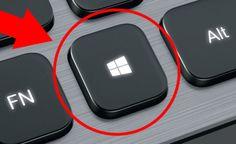 Toto tlačidlo máme na klávesnici všetci. Viete ale na čo je? Pozrite si tajné triky   Báječný život
