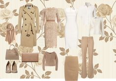 """Basic in Pale"" by chargine on Polyvore"