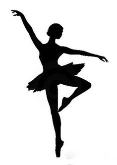 going to try n draw this and make it look like a ballerina's shadow c: Ballerina Tattoo, Dancer Tattoo, Ballerina Silhouette, Silhouette Art, Ballet Pictures, Origami Paper Art, Ballerina Birthday, Scroll Saw Patterns, Ballet Dancers