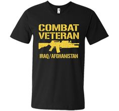 Combat Veteran Iraq and Afghanistan (vintage distressed) T-ShirtFind out more at https://www.itee.shop/products/combat-veteran-iraq-and-afghanistan-vintage-distressed-t-shirt-mens-printed-v-neck-t-222 #tee #tshirt #named tshirt #hobbie tshirts #Combat Veteran Iraq and Afghanistan (vintage distressed) T-Shirt