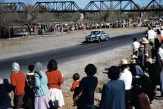 1954 La Carrera Panamericana ~ TheGentlemanRacer.com