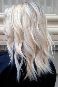 53 Platinum Blonde Hair Shades and Highlights for 2020 Try platinum . - 53 Platinum Blonde Hair Shades and Highlights for 2020 Try platinum blonde hair shade i - Platinum Blonde Hair Color, Blonde Hair Shades, Cool Blonde Hair, Cool Hair Color, Icy Blonde, Blonde Color, Hair Colors, Pearl Blonde, Short Blonde