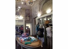 Pesi e Vinci - the most beautiful store in Lucca. Palazzo Bernardini, A must see.