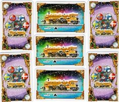 ticket to ride, nordic edition, train cards Modern Games, Ticket To Ride, Game Tickets, Office Items, Group Games, Paper Goods, Holiday Gifts, Board Games, Train