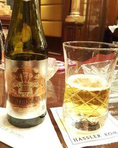 A very prestigious Italian beer