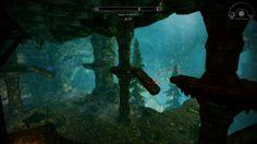 There's a secret room in Ustengrav with treasure only accessible with Whirlwind Sprint. Elder Scrolls Oblivion, Elder Scrolls Skyrim, Skyrim Game, Skyrim Mods, Skyrim Tips And Tricks, Skyrim Dragon, Skulduggery Pleasant, Game Info, Secret Rooms