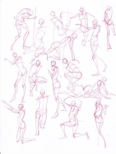 478 Best gesture drawing images in 2018 | Sketches, Drawing