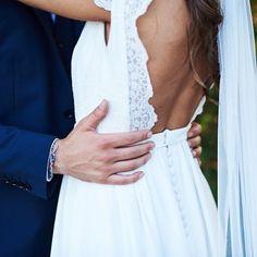 OMG 😬 nueva novia MM - pronto en el blog Picby: @padilla_rigau  #chantilly #back #lovely