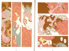 La petite sirène de Junko MIZUNO , éditions IMHO/collection BD 2005 ISBN:978-2915517095
