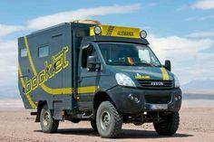 Motorhome: Dakar 630E (130/176 kW/PS) - bocklet fahrzeugbau