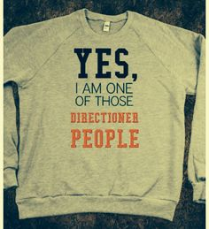 Every Directioner needs this, and on July 23, we wear it in public to commemorate 1D's 4 year anniversary! Who's with me?!?!?!