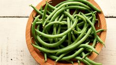 Nonorganic Green Beans http://www.rodalesorganiclife.com/food/50-foods-you-should-never-eat/nonorganic-green-beans