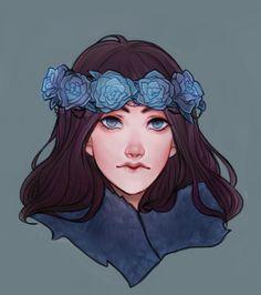 Lyanna Stark by marichurina