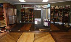 Hardwood Floor Storefront