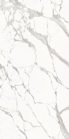 Calacatta light Marmi maximum, white marble/granite effect porcelain tiles Granite Tile, Marble Tiles, Marble Floor, Stone Tiles, Tile Floor, Tile Mosaics, Calacatta Marble, Floor Texture, Tiles Texture