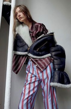 Some #cold morning #vibes. Let #Burberry warm you up! #goodmorning #winter