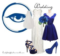 Erudite - Wedding by sad-samantha on Polyvore featuring Matthew Williamson, Trashy Diva, GUESS and Temperley London