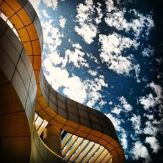 @meghanbarrettdesign let the sky fall. #getty (Taken with instagram)
